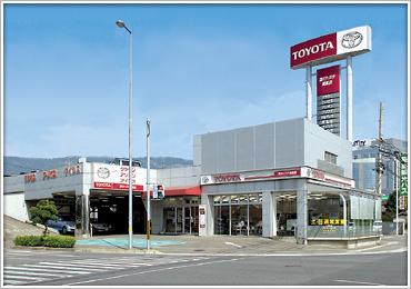 ホンダ・トヨタの販売店